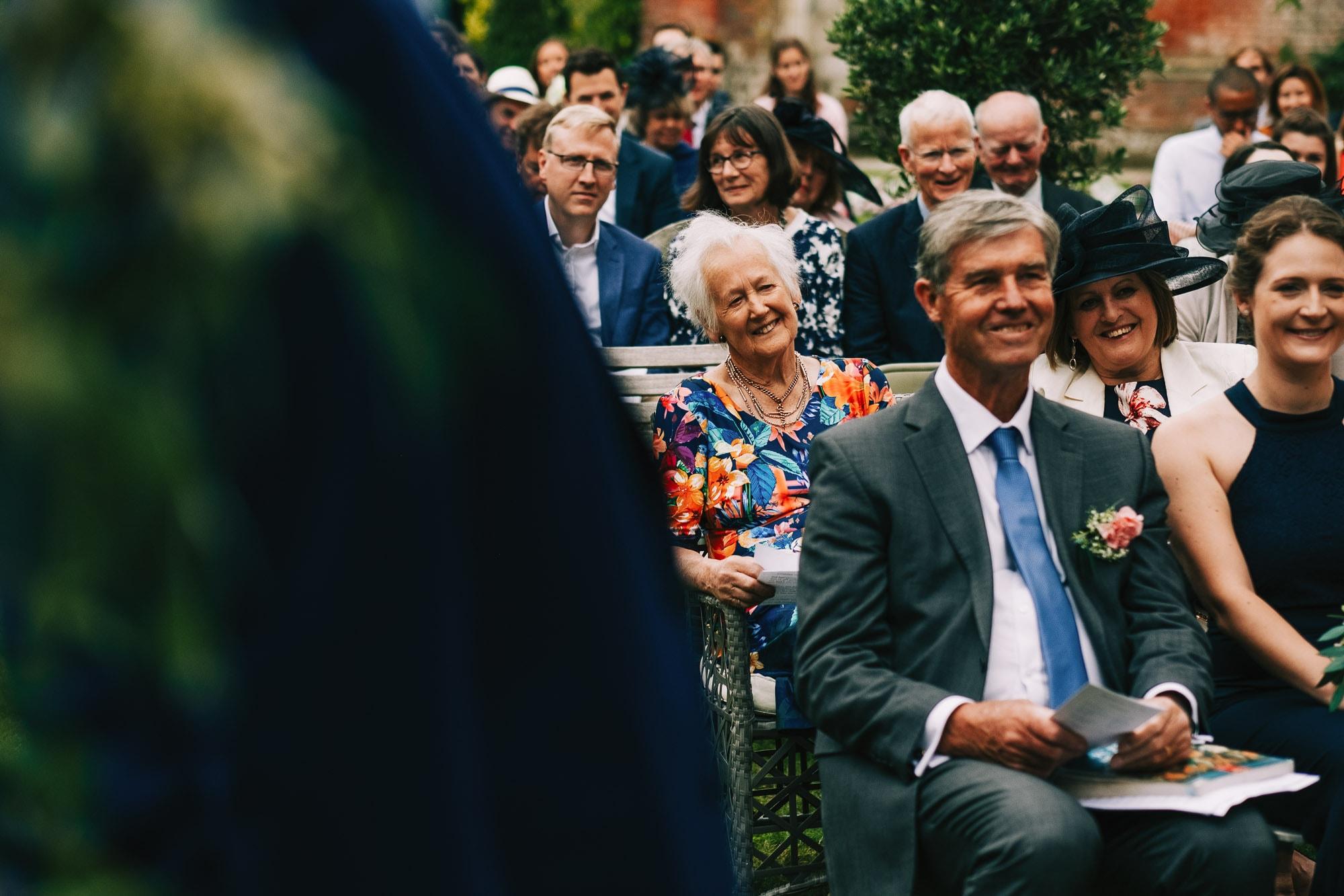 Canterbury Wedding Photographer - Cheeky flower girl