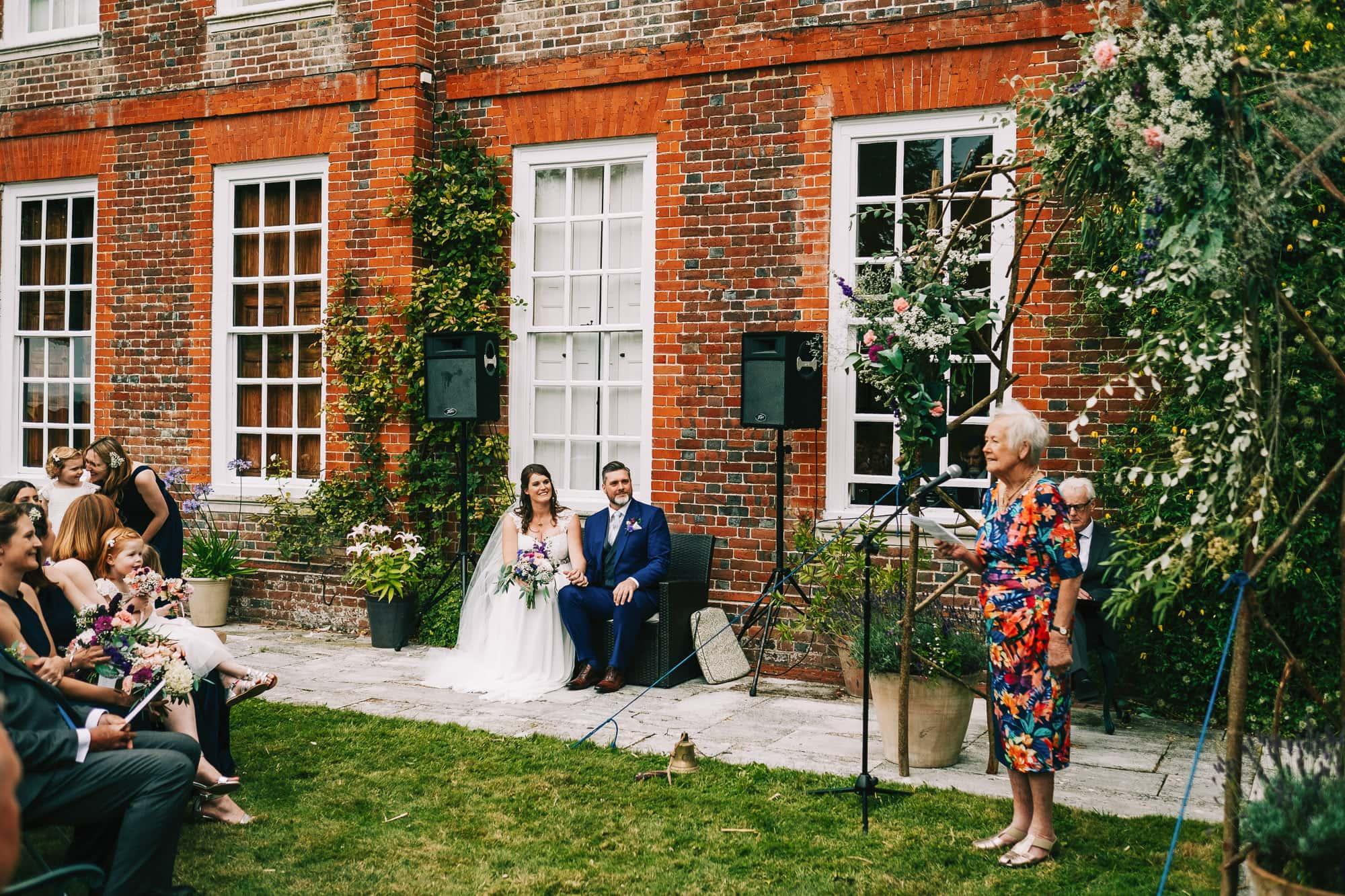 Canterbury Wedding Photographer - Groom getting ready