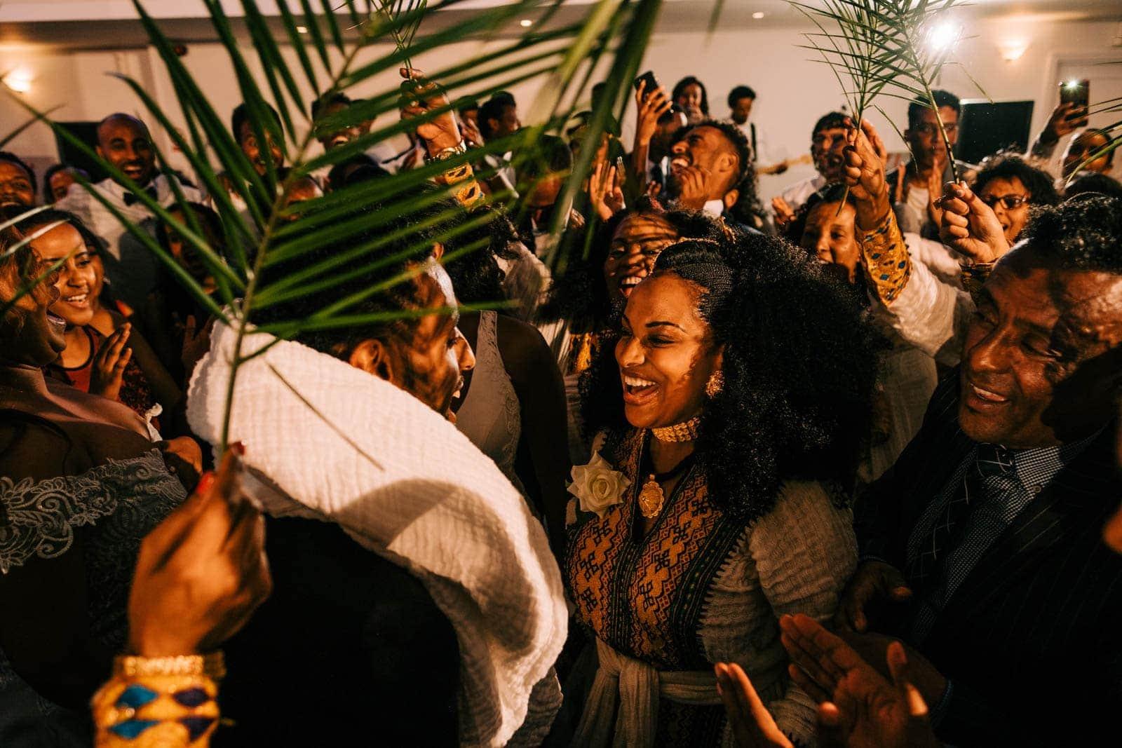 Epic Ethiopian dancing