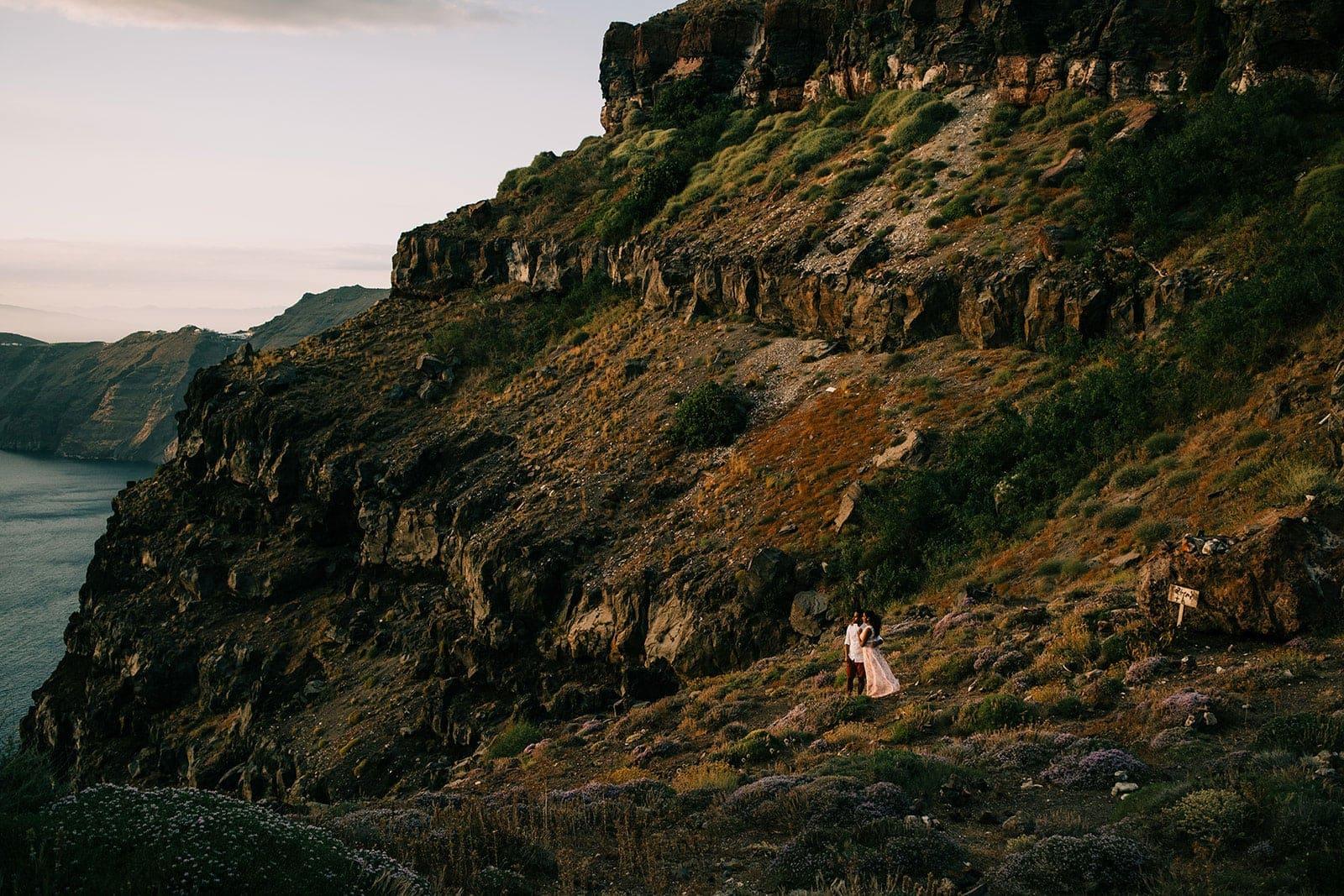Santorini Honeymoon Wedding Photographer-5